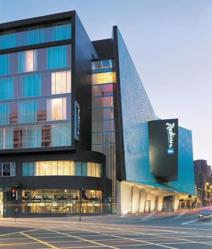 Radisson Blu Hotel Glasgow, Glasgow, United Kingdom, picture 3