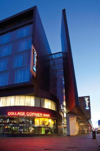 Radisson Blu Hotel Glasgow, Glasgow, United Kingdom, picture 55