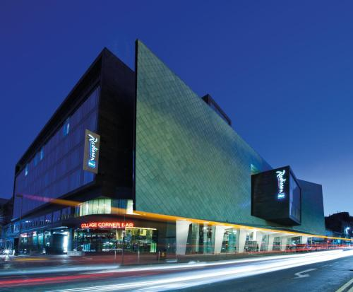 Radisson Blu Hotel Glasgow, Glasgow, United Kingdom, picture 56