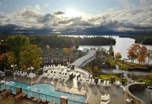 JW Marriott The Rosseau Muskoka Resort Photo