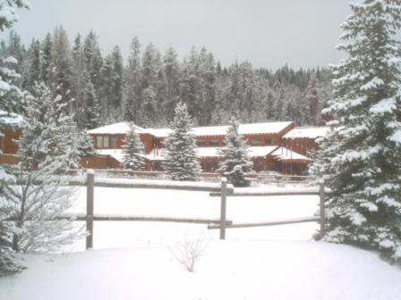 The Lodge at Lolo Hot Springs Photo