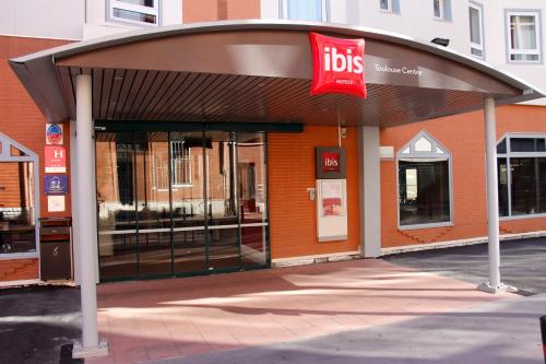 Ibis toulouse centre toulouse for Hotel design toulouse centre ville