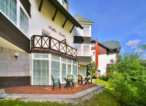 Pension Villa Stella, Шпиндлерув Млын