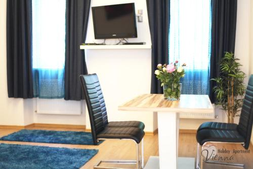 Holiday Apartment Vienna - Enenkelstrasse, Вена