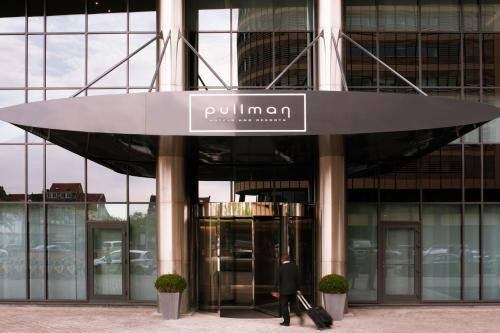 Hotel Pullman Brussels Centre Midi photo 17