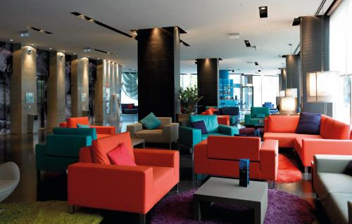 Novotel Barcelona City photo 22