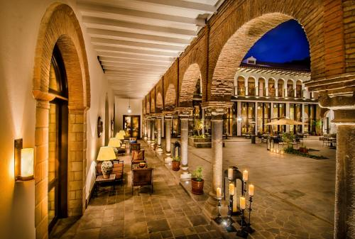 Гостиница «JW Marriott El Convento Cusco», Куско