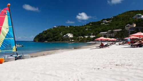 Cariblue Beach, Cap Estate, Castries, PO Box 437, St Lucia.