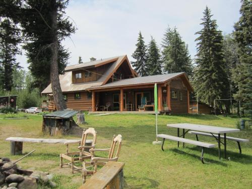 Seawood Bed & Breakfast & Cabins Photo