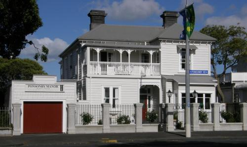 PONSONBY MANOR GUEST HOUSE0