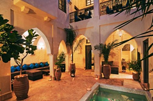 Riad Cinnamon - marrakech -