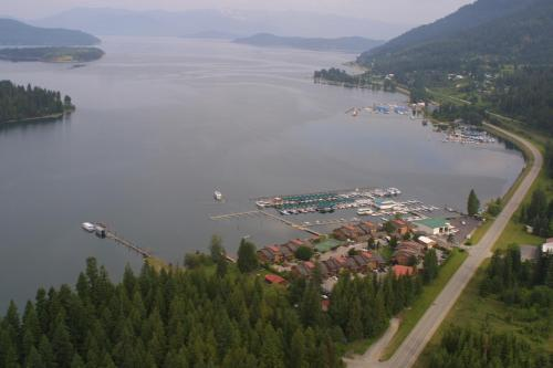 Pend Oreille Shores Resort Photo