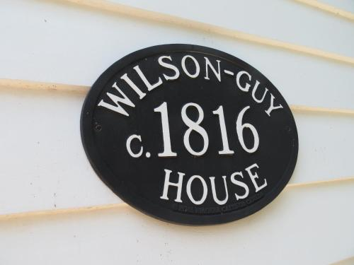 Historic Wilson-Guy House Photo