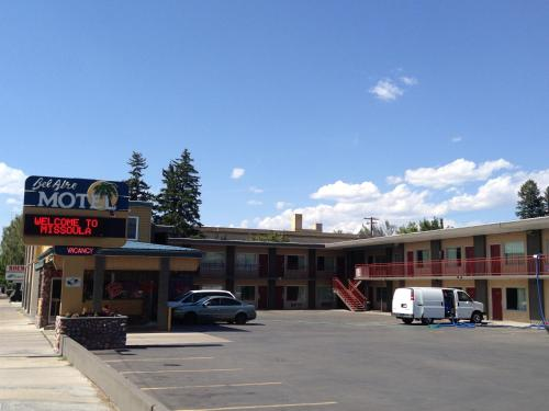 Bel Aire Motel Missoula Photo