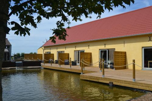 Foto's van Bed and Breakfast t Koolhofin Nieuwpoort