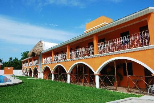 Hotel Hacienda Campestre Photo