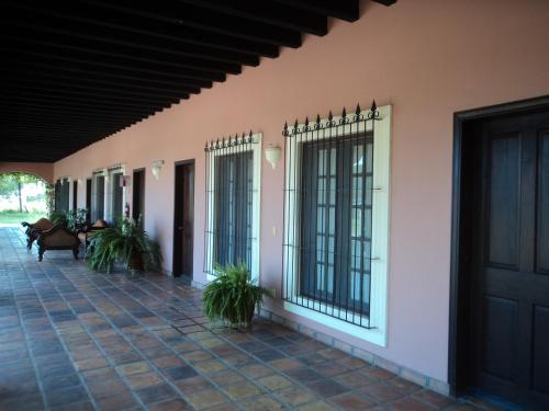 Hotel Hacienda Cazadores Photo