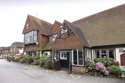 Premier Inn Maidstone (A26/Wateringbury)