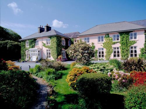 Rosleague Manor Hotel - connemara -