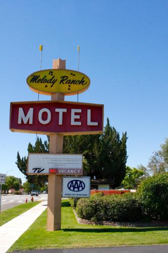 Melody Ranch Motel Photo