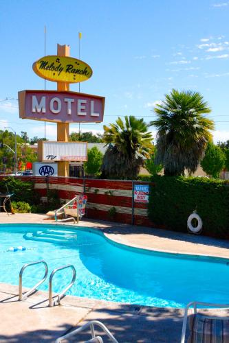 Picture of Melody Ranch Motel/><p class=