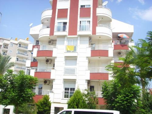 Antalya Kaktus - Liman Apartment directions