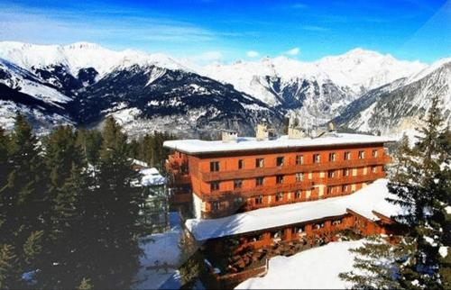 Hotel des Neiges Courchevel