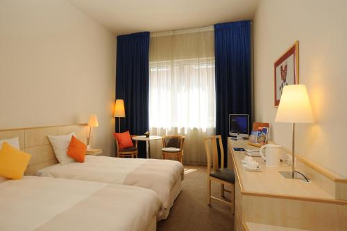 Novotel Budapest Centrum photo 2