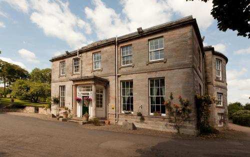 Marshall Meadows Country House Hotel in Berwick Upon Tweed from £80