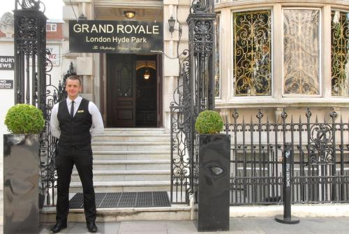 Grand royale london hyde park londres for 1 inverness terrace hyde park london w2 3jp