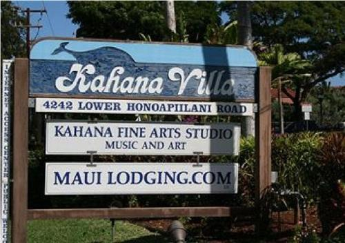 Kahana Villa Photo