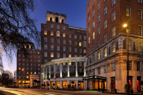 Grosvenor House, A JW Marriott Hotel impression