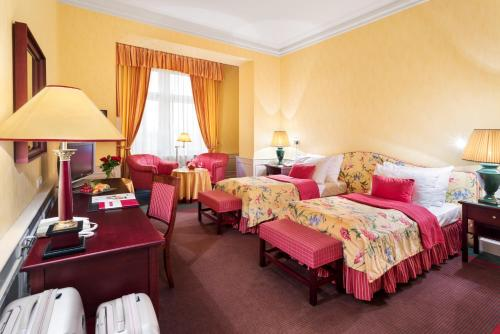 Le Palais Art Hotel Prague photo 14