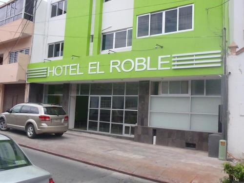 Hotel El Roble Photo