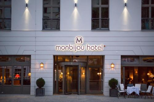 Monbijou Hotel - berlin - booking - hébergement