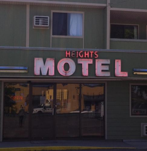 The Heights Inn Motel
