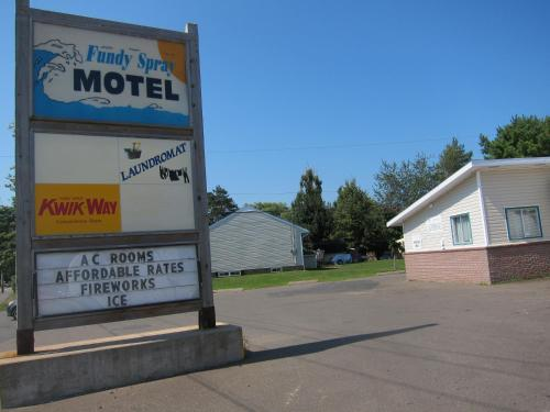 Fundy Spray Motel Photo