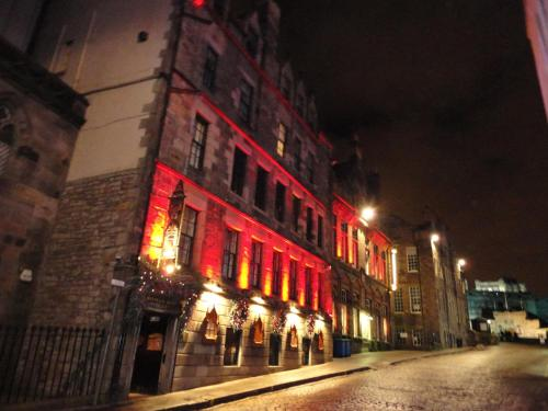 The Witchery by the Castle, Edinburgh, Großbritannien, picture 15