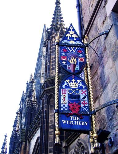 The Witchery by the Castle, Edinburgh, Großbritannien, picture 35