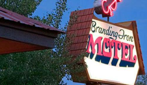 Branding Iron Motel Photo