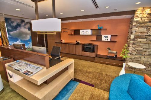 Fairfield Inn & Suites by Marriott Towanda Wysox Photo