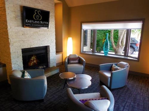 Eastland Suites Hotel & Conference Center - Bloomington, IL 61704