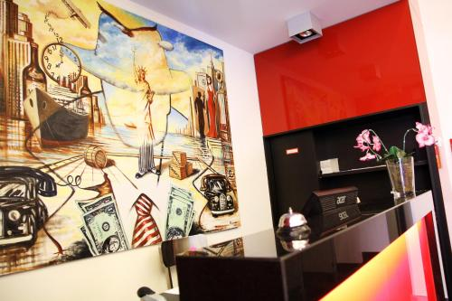 Hotel Grey - luxembourg - booking - hébergement