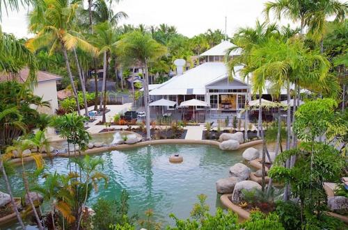 Reef Resort Port Douglas by Rydges (Formerly Rendezvous Reef Resort Port Douglas), eco-hotel in Port Douglas, Australië