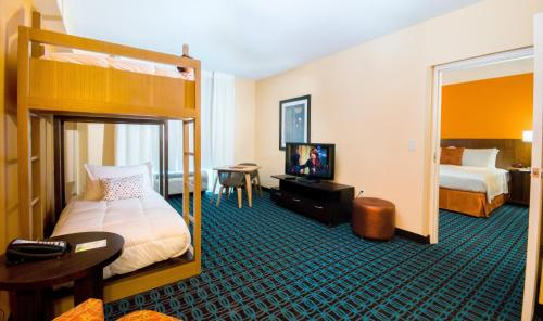 Fairfield Inn & Suites by Marriott Orlando International Drive/Convention Center photo 31