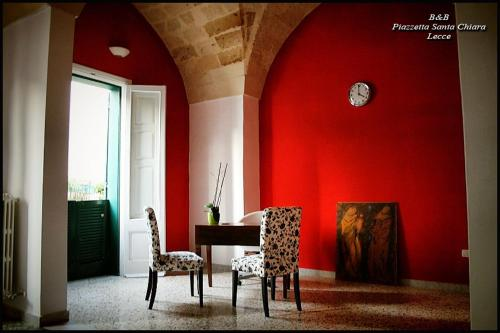 Bed & Breakfast B&B Piazzetta Santa Chiara