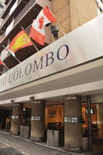 Hotel Cristoforo Colombo Photo