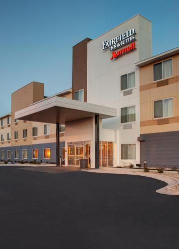 Fairfield Inn & Suites By Marriott Fort Worth I-30 West Near Nas Jrb photo