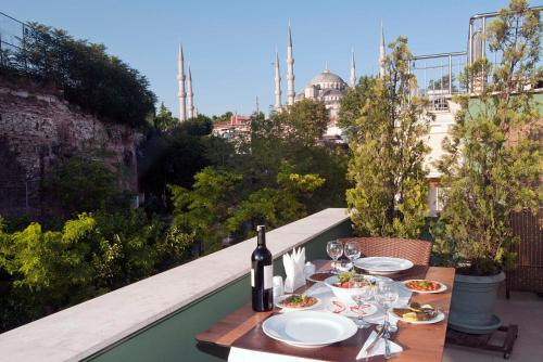 Istanbul Erguvan Hotel - Special Category address