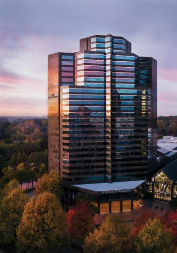 JW Marriott Atlanta Buckhead Photo